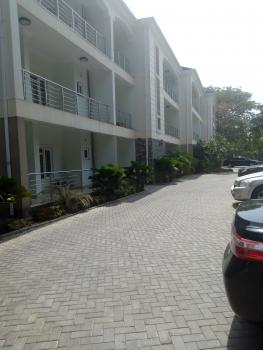 Serviced 2 Bedroom Flat with Generator, Air Conditioner and Swimming Pool, Off Ibb Way, Maitama District, Abuja, Flat for Rent