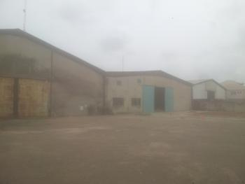 Vacant Warehouses Measuring 13,000, 12,000 and 9,000 Sqft with, Parking,  Self Backyard Each for Other Uses in a Shared Compound, Dayo Adebisi Close, Dhl Bus Stop, Apapa- Oshodi Expressway, Isolo, Lagos, Warehouse for Rent