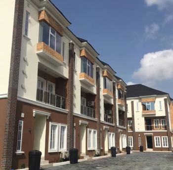 Brand New 4 Bedrooms Terrace Houses with 1 Room Bq, Oniru, Victoria Island (vi), Lagos, Terraced Duplex for Sale