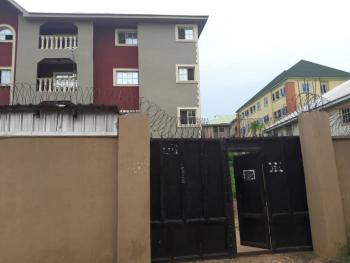 3 Storey Building with 8numbers of 3bedroom Flat Each, Ifite Road Awka,anambra State,two Minutes Drive to Unizik Perm Site Awka., Awka, Anambra, Commercial Property for Sale