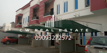 Large and Spacious 4 Bedroom Terrace Duplex, Orchid Road, Lekki, Lagos, Terraced Duplex for Sale