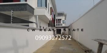 4 Bedroom Semi Detached, Orchid Road, Lafiaji, Lekki, Lagos, Semi-detached Duplex for Sale