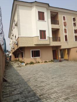 Luxury 3 Bedrooms Flat, Fitted Kitchen, Ample Parking Space, Serene Environment, Etc., Lekki Phase 1, Lekki, Lagos, Flat for Rent