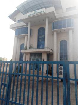 an Office Space on 2 Plots, Allen, Ikeja, Lagos, Office Space for Sale