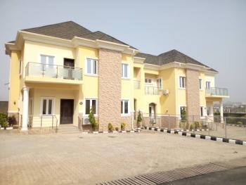 Brand New 4 Bedroom Semi Detached Duplex with a Bq, in a Mini Estate, Along Next Cash N Carry, Ahmadu Bello Way, Wuse 2, Abuja, Semi-detached Duplex for Rent