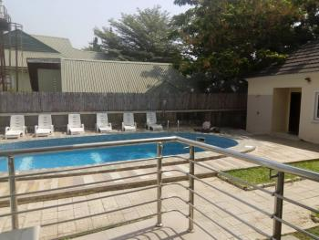 Diplomatic Fully Serviced 2 Bedroom Flat En Suite, Pool, 24hrs Services, Maitama District, Abuja, Flat for Rent