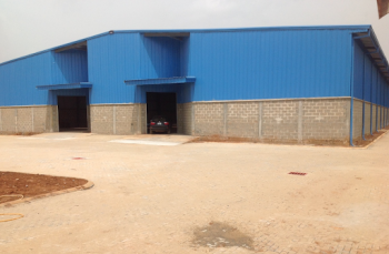 Excellent Warehouse Facilities at Agbara Opic Industrial Estate, Agbara, Ogun, Warehouse for Rent