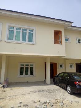24hrs Serviced 3 Bedroom with Boys Quarter (brand New), Lekki Garden, Chevron, Lekki, Lagos, Terraced Duplex for Rent