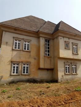 Luxury 5 Bedrooms Detached Duplex Carcass, Efab Metropolis, Gwarinpa Estate, Gwarinpa, Abuja, Detached Duplex for Sale
