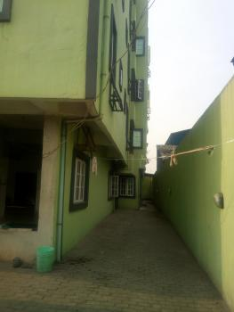 a Super 2 Bedroom Flat, Ondo Street, Costain, Yaba, Lagos, Flat for Rent