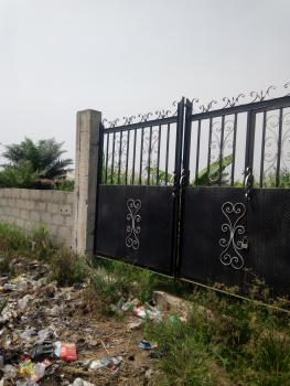 Full Plot of Dry Land in Good Axis, Fence and Gated, Greenville Estate, Badore, Ajah, Lagos, Commercial Land for Sale