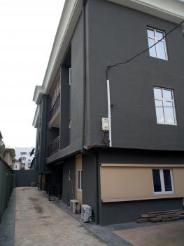Spacious Upstair Clean 3 Bedroom Flat, Chevron, Chevy View Estate, Lekki, Lagos, Flat for Rent