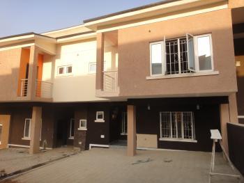 Exquisitely Built 4 Bedroom Duplex, T1 House, Near Transformer, Paradise Estate, Life Camp, Gwarinpa, Abuja, Terraced Duplex for Rent