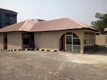 4 Bedrooms Detached Bungalow with 3 Rooms Bq, Off Ibb Buleavard, Maitama District, Abuja, Detached Bungalow for Rent