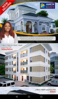 Land in a Prestigious Estate, Eleko, Ibeju Lekki, Lagos, Residential Land for Sale