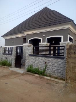 Newly Built Portable 3 Bedroom, By Mfm Side, Off Lagos Ibadan Express Way, Magboro, Ogun, Detached Bungalow for Sale