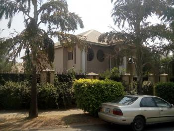 a Very Good 5 Bedroom Fully Detached Duplex with 1 Bedroom Guest Chalet & 3 Room Bq., Maitama District, Abuja, Detached Duplex for Rent