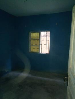 a Fairly Used and Spacious Mini Flat, Off Bajulaiye Rd, Palmgrove, Shomolu, Lagos, Mini Flat for Rent