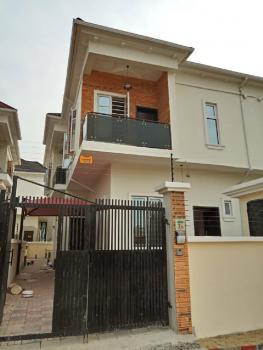 Brand New 4 Bedroom Duplex with a Room Bq, Agungi, Lekki, Lagos, Semi-detached Duplex for Rent