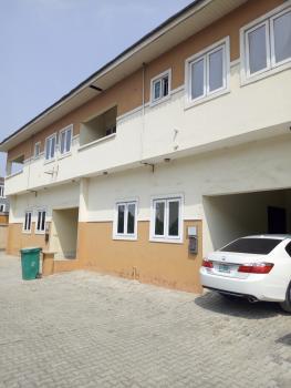 3 Bedroom with Bq, New Road, Igbo Efon, Lekki, Lagos, Terraced Duplex for Rent