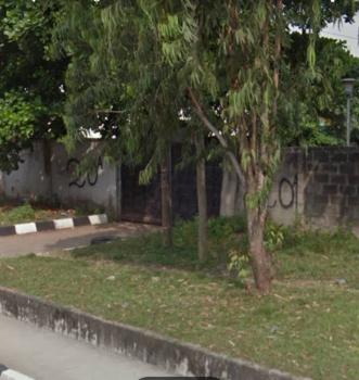 Bare Land Measuring 2500sqm, Old Ikoyi, Ikoyi, Lagos, Mixed-use Land for Sale
