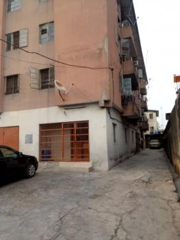 a Fairly Used and Spacious 3 Bedroom Flat, Behind Federal College of Technology, Akoka, Yaba, Lagos, Flat for Rent