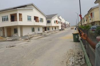 Lovely Brand New of 4 Bedroom Terraced Duplex with Excellent Facilities, Chevron Road, Lekki Phase 2, Lekki, Lagos, Terraced Duplex for Sale