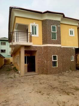 Luxury 4 Bed with 2 Bq, Alpha Beach New Road, Lekki Phase 2, Lekki, Lagos, Detached Duplex for Rent
