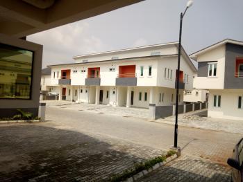 Newly Built Four Bedroom Semi Detached House with One Room Inbuilt Bq, Ikate Elegushi, Lekki, Lagos, Semi-detached Duplex for Rent