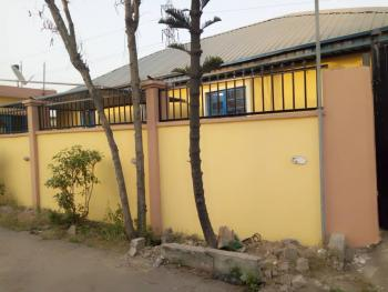 Executive Alone in a Compound 2 Bedroom with Bq, Maple Wood Estate, Oko-oba, Agege, Lagos, Detached Bungalow for Rent
