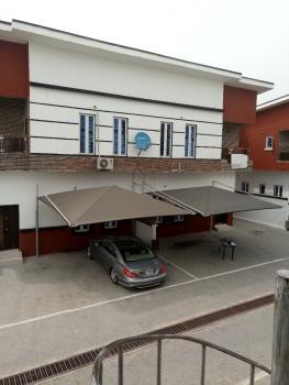 4 Bedroom Terrace Duplex with Bq, By Lekki 2nd Toll Gate, Lekki, Lagos, Terraced Duplex for Rent