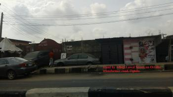 Vacant Land, Agboyi Road, Ori-oke, Ogudu, Lagos, Mixed-use Land for Rent