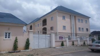 New 3-bedroom Flat with a Room Bq, Jahi, Abuja, Flat for Rent