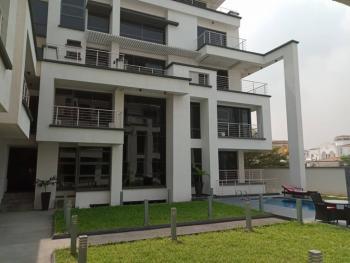 Fully Serviced Brand New 3 Bedroom Maisonette, Banana Island, Ikoyi, Lagos, Detached Duplex for Rent