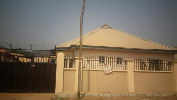 4 Bedroom Bungalow with 2 Sitting Rooms and 2 Rooms Self Contained on a Massive Plot of Land, Arab Road, Kubwa, Abuja, Detached Bungalow for Sale