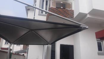 Serviced 4 Bed Semi Detached Duplex, Orchid Road, Lafiaji, Lekki, Lagos, Semi-detached Duplex for Rent