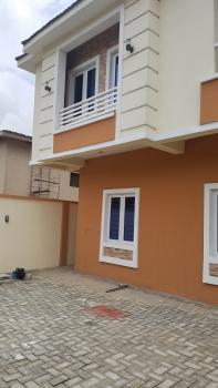 Fully Detached Duplex, Off Owoniyi Street, Ikate Elegushi, Lekki, Lagos, Detached Duplex for Rent