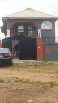 Relatively Newly Built of 3 Bedroom Mini Duplex Up and 3 Bedroom Flat Down, Eleyele, Ibadan, Oyo, Block of Flats for Sale