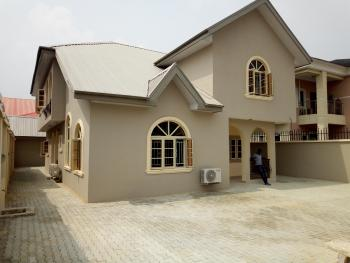 Luxury Newly Built Massive 4bedrooms Detached Duplex with a Standard Mini Flat Fitted Bq with 13 Acs on All Room and Living Area, Lekki Phase1, Lagos, Lekki Phase 1, Lekki, Lagos, Detached Duplex for Rent