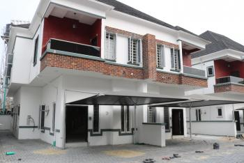 Brand New and Superbly Finished 4 Bedroom Semi Detached House with Boys Quarter, Osapa, Lekki, Lagos, Semi-detached Duplex for Sale