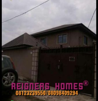 Well Furnished and Cheap 3 Bedroom Flat, Unilag Estate, Ginti, Off Ijede Road, Ikorodu, Lagos, Flat for Rent