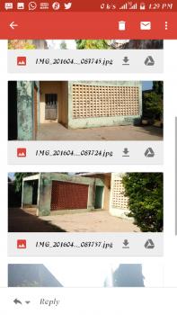 4 Bedroom Bungalow, Federal Housing, Gonin Gora, Chikun, Kaduna, Semi-detached Bungalow for Sale