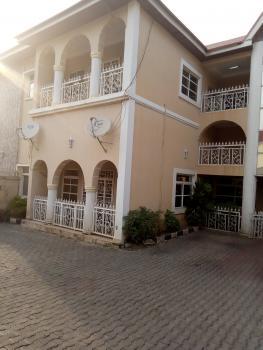 1 Bedroom Serviced Flat, Off Ademola Adetokunbo Crescent, Wuse 2, Abuja, Flat for Rent