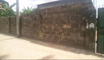 3 Bedroom Bungalow on 1.5 Plots of Land in a Mini-estate, Abuloma, Port Harcourt, Rivers, Detached Bungalow for Sale