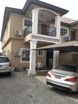 5 Bedroom Duplex Semi Detached with Boys Quarter, Gym Room, Victory Estate, Thomas Estate, Ajah, Lagos, Semi-detached Duplex for Sale