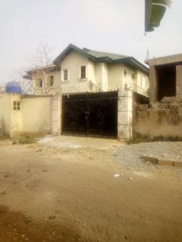 Solid 4nos of 4 Bedroom Duplex in a Serene Environment on a Plot, Adexson, Lasu Iba Road, Akesan, Alimosho, Lagos, Semi-detached Duplex for Sale