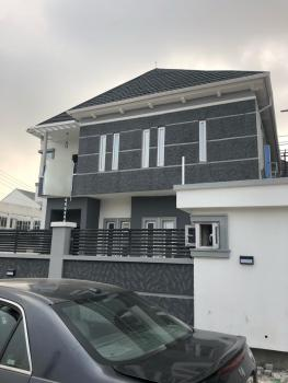Luxury 4 Bedroom Detached Duplex with B.q, Chevron, Lekki, Lagos, Detached Duplex for Sale