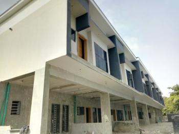 4 Bedroom Terrace House, Behind Lekki Conservation Center, Lekki Free Trade Zone, Lekki, Lagos, Terraced Duplex for Sale