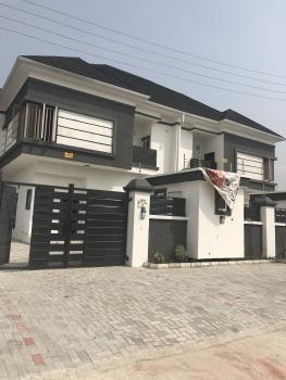 Luxury 4 Bedroom Semi Detached Duplex with B.q, Ologolo, Lekki, Lagos, Semi-detached Duplex for Sale