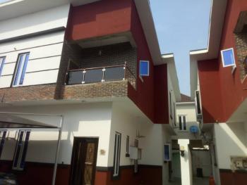 Luxury 4 Bedroom Semi-detached Duplex (serviced), Off Orchid Hotel Road, Lafiaji, Lekki, Lagos, Semi-detached Duplex for Rent